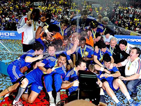 Frankreich Handball Nationalmannschaft
