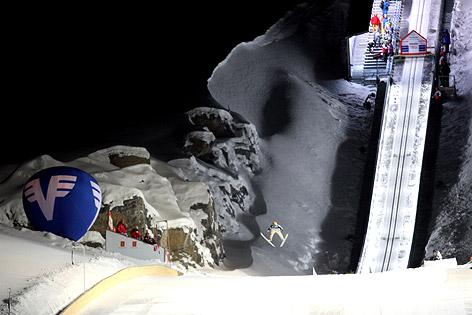 Skispringer Johan Remen Evensen