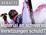 Gestürzter Mario Scheiber