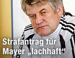 ehemaliger ÖSV-Trainer Walter Mayer
