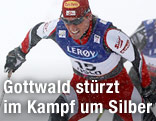 ÖSV-Kombinierer Felix Gottwald
