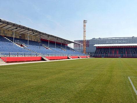 neues stadion f r nur drei matches sport. Black Bedroom Furniture Sets. Home Design Ideas