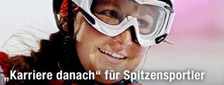 Snowboarderin Claudia Riegler