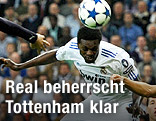 Spielzene Tottenham - Real Madrid
