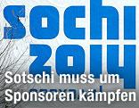 Sotschi-Plakat