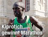 John Kiprotich läuft