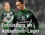 Werder Bremens Marko Arnautovic