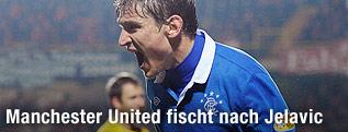 Nikica Jelavic, Glasgow Rangers