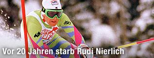 Ex-Skirennläufer Rudolf Nierlich