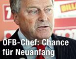 ÖFB-Präsident Leo Wintnder