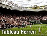 Centre-Court in Wimbledon
