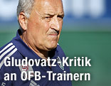 SV-Ried-Trainer Paul Gludovatz