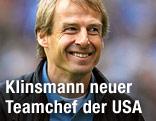 Jürgen Klinsmann als Trainer von Bayern München