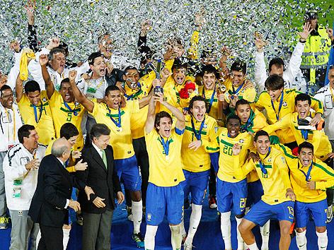 Brasilien Weltmeister