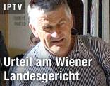 Ehemaliger ÖSV-Langlauftrainer Walter Mayer am Wiener Landesgericht