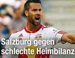 Salzburg-Spieler Stefan Maierhofer