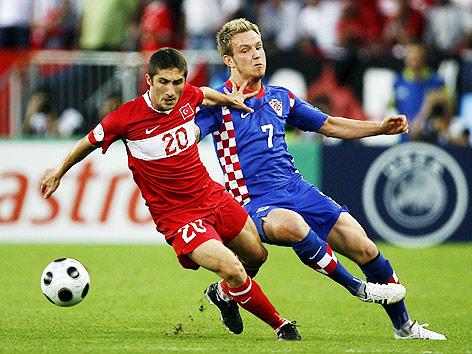 Spiel Kroatien Türkei
