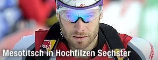 ÖSV-Biathlet Daniel Mesotitsch