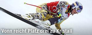 Ski-Rennläuferin Lindsey Vonn
