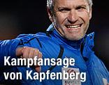 Kapfenberg-Trainer Thomas von Heesen