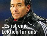 Salzburg-Trainer Ricardo Moniz