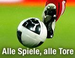 Fußball-Sujet