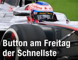 Jenson Button in seinem McLaren-Boliden