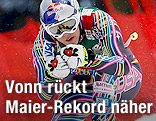 Skifahrerin Lindsey Vonn