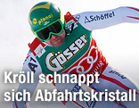 Skifahrer Klaus Kröll
