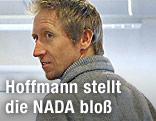 Christian Hoffmann wartet auf eine Anhörung der Nationalen Anti-Doping Agentur (NADA)