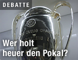 Champions-League-Trophäe