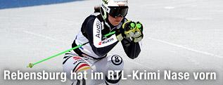 Skifahrerin Viktoira Rebensburg