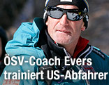 ÖSV-Trainer Andreas Evers