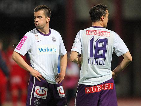 Thomas Simkovic und Michael Liendl (Austria)