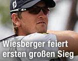 Österreichischer Golfer Bernd Wiesberger