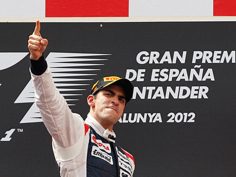 Pastor Maldonado (Williams)