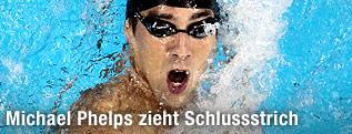 US-Schwimmer Michael Phelps