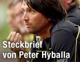 Trainer Peter Hyballa