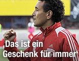 Salzburg-Coach Ricardo Moniz