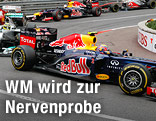 Marc Webber im Red Bull