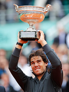 french open pokal