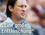 Salzburg-Trainer Roger Schmid