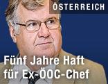 Ex-ÖOC-Generalsekretär Heinz Jungwirth