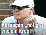 ÖOC-Präsident Karl Stoss