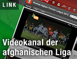 Screenshot vom YouTube-Videokanal der Afghan Premier League