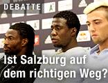 Neuzugänge bei Red Bull Salzburg