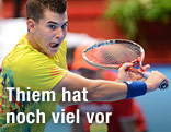 Tennisspieler Dominic Thiem
