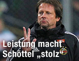 Rapid-Trainer Peter Schöttel