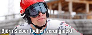 ÖSV-Fahrer Björn Sieber
