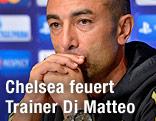 Trainer Roberto Di Matteo